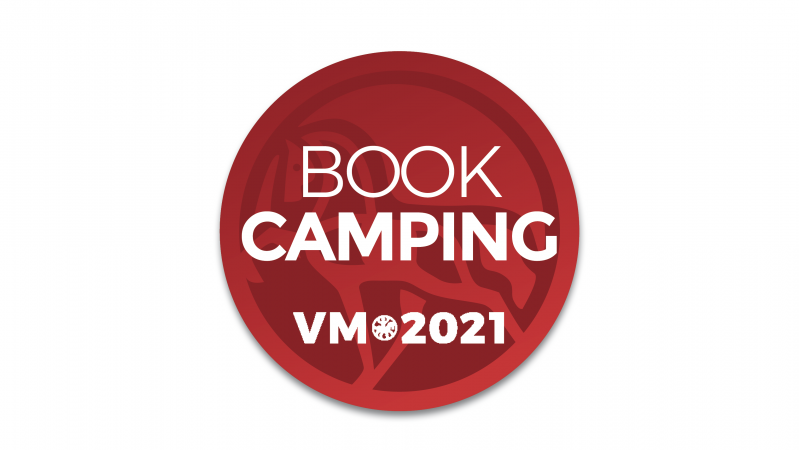VM 2021 World Championships for Icelandic Horses - Camping